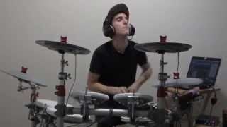 Staind - Right Here (drum cover) MasonVPT Throwback Thursdays