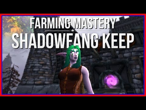 WoW Gold Farming Mastery: Shadowfang Keep - 12k to 215k