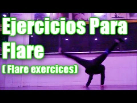 EJERCICIOS PARA FLARE (Flare Exercices)