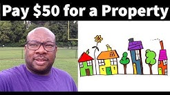 Pay $50 for a Property! Targeting Delinquent Property Taxes!