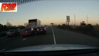 ROAD RAGE IN USA BAD DRIVERS USA, CANADA NORTH AMERICAN DRIVING FAILS COMPILATION# 94