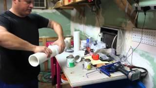 DIY UV Filter Construction - Part 1 of 3