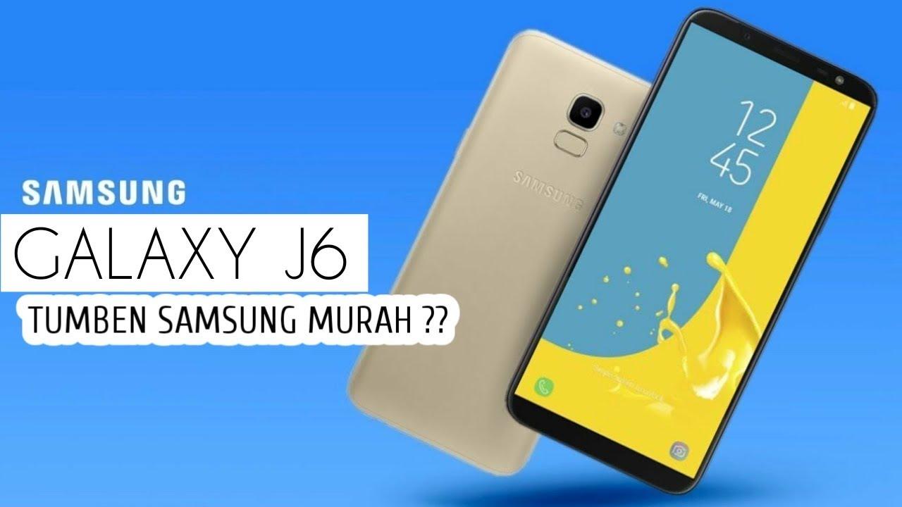 Samsung Galaxy J6 2018 Indonesia Ini Spesifikasi Dan Harganya