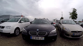 Авто за 1000 евро. Часть 2. Покупка. Поездка в Литву по Безвизу.