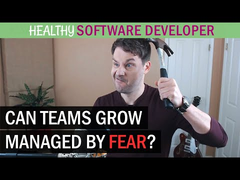 Is Your Software Company Managed By FEAR? | Product Life Cycle 2/4