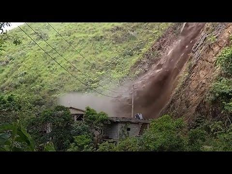 Inundaciones golpean el centro de Perú luego de fuertes lluvias