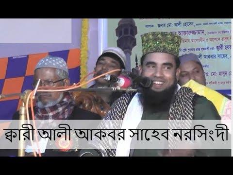 Gazi Ali Akbar Al Qadri Bangla Waz 2017...