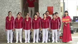 Giải vô địch thể dục Dưỡng sinh tỉnh Tây Ninh năm 2016. H-Tân Châu