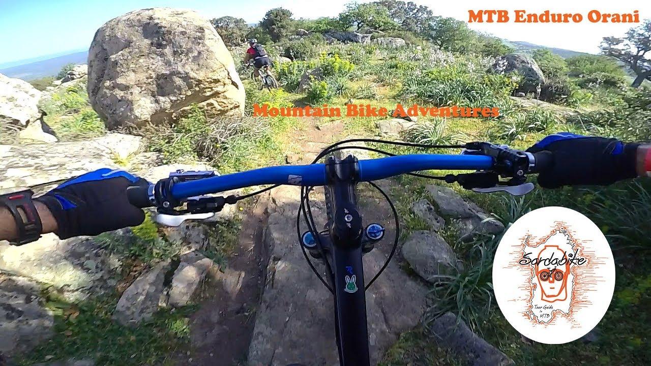 MTB enduro Epic trail Orani mountain bike adventures [ENG Sub]