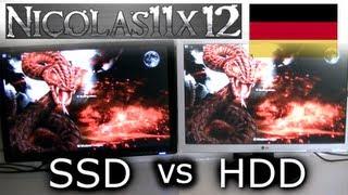 [DEUTSCH] SSD vs HDD Boot-, Herunterfahr-, Kopier- und Startvorgangvergleich