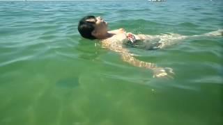 Лазурное .15.07.2016 .Теплое и чистое море(, 2016-07-23T13:01:49.000Z)