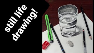 Still Life Drawing Online Class