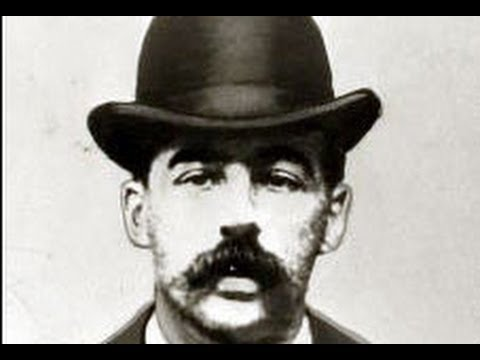 H.H. Holmes was NOT America
