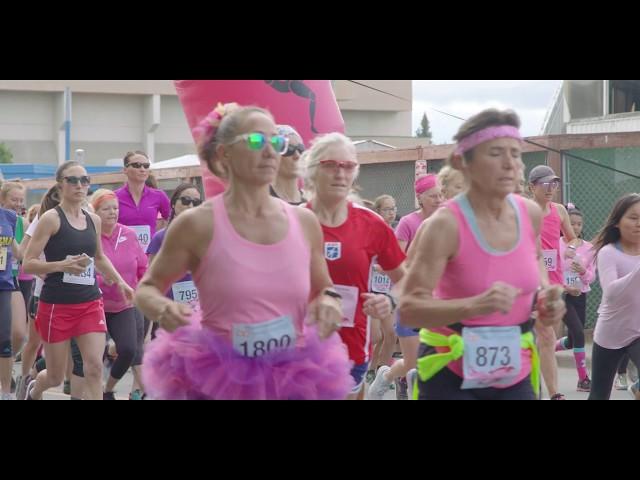 2019 Alaska Run for Women