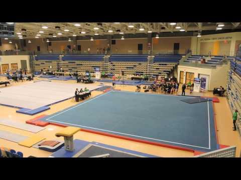 Emily Carey - Northeast Gymnastics Academy - Floor - 2016 Harford Trophy Invite