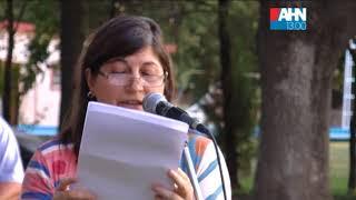 MARIA ELENA SOFIA   FESTEJOS POR EL 132 ANIVERSARIO DE OHIGGINS