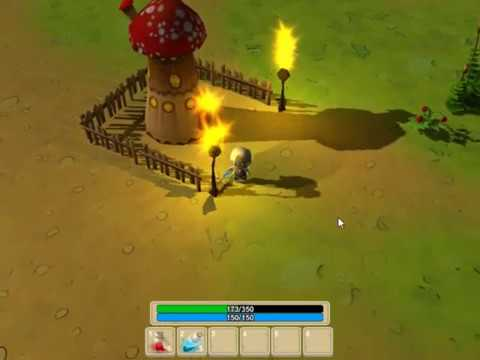 Unity 5 Prototipo RPG usando free assets - YouTube