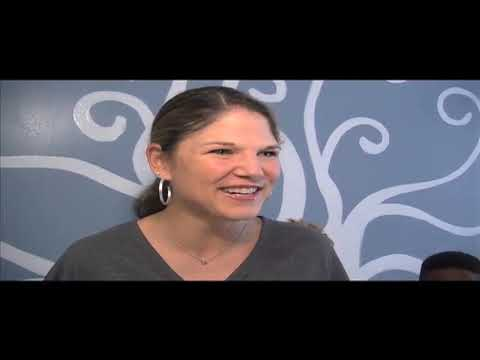 Volunteer of the Month Beth Talent from Southwest Elementary