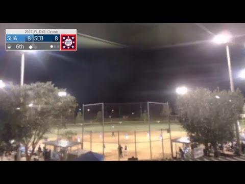 Spring Hill American vs. Sebring - FL DYB Ozone