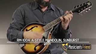 Rogue RM-100A A-Style Mandolin…