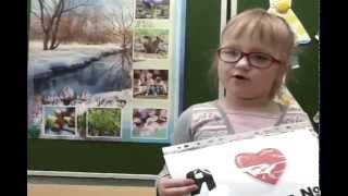Обращение к Путину от слабовидящих детей