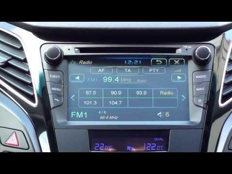 Hyundai I40 nawigacja multimedialna od NaviDirect