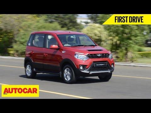 Mahindra NuvoSport   First Drive   Autocar India