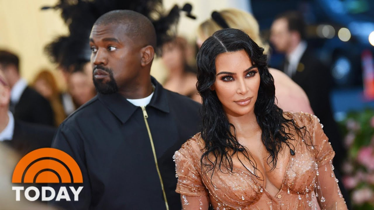 Kim Kardashian files for divorce from husband Kanye West