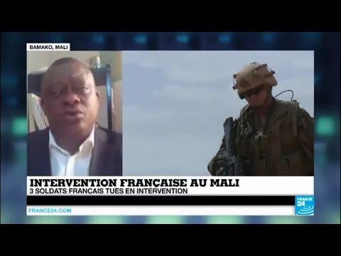 Mali : 3 soldats français participant à l'opération Barkhane tués en intervention