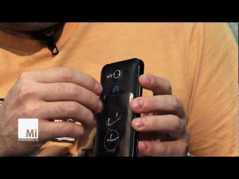 Huawei U8860 Honor. Вызов среднему классу.