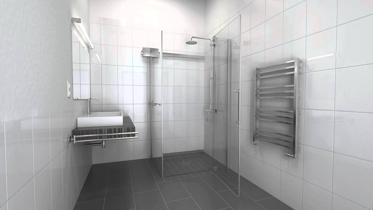 Bemerkenswert Palme Duschabtrennungen Referenz Von