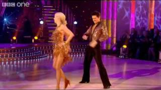Tom and Camilla's Jive - Strictly Come Dancing 2008 Semi-Final - BBC One
