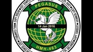 HMH 463 Memorial For Pegasus 3-1 & 3-2
