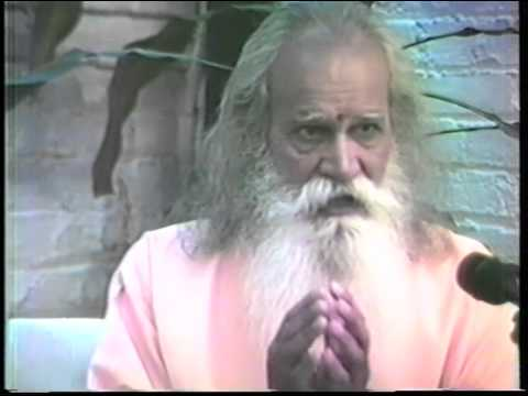 """Finding Hope: Diet & Your Health"" - A Talk by Swami Satchidananda"