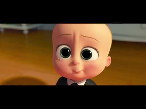 Mimi šéf (The Boss Baby) - druhý oficiální český dabovaný HD trailer