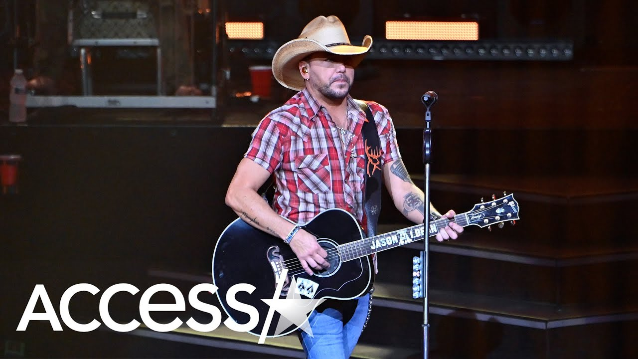 Jason Aldean Performs First Full Concert In Las Vegas Since 2017 Shooting