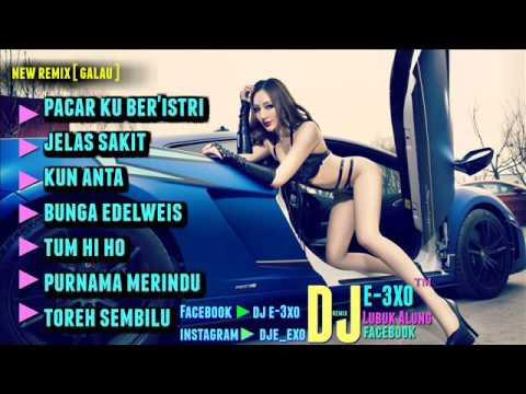 Dugem House Music Pacarku Ber'istri [ Jelas Sakit ]DJ E-3XO  New Mp3]☆☆