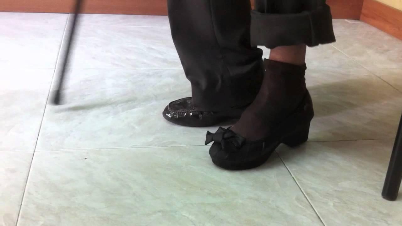 En Youtube Manoletina De Cm 3 Alza qa1tSw