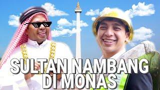 SULTAN NAMBANG DI MONAS