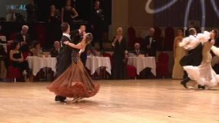 Open World Amateur Ballroom Championship Final + Interview 2016