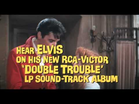 Double Trouble Official Trailer #1 - Elvis Presley Movie (1967) HD