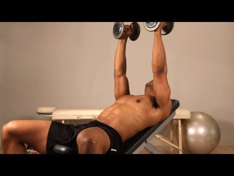 How to Do an Incline Dumbbell Fly | Chest Workout