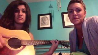 Creep- Radiohead cover Nadia and Jasmine