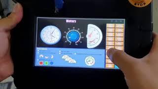 이지뷰 7인치 전용 핸디터치 케이스 영상_RBSH-07