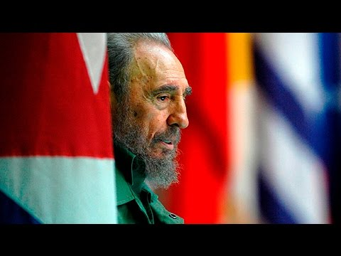 Fidel Castro dies: watch reaction around the world