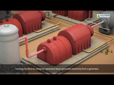 Hyundai E&C Construction Story - Geothermal Power Plant