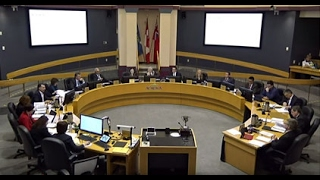 Youtube video::February 14, 2017 Council Meeting
