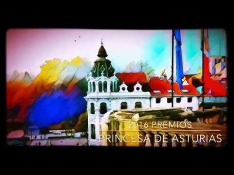 JUANINES PRODUCTION Premios Princesa de Asturias