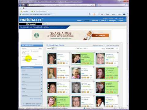 dating site example profiles