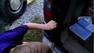 Cub Scout - Webelos - Handyman Activity Badge - Taillight